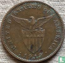 Filipijnen 1 centavo 1919
