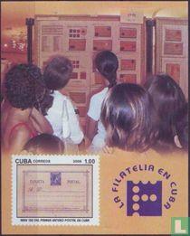 Filatelie in Cuba