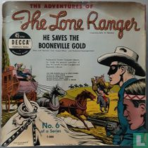 He Saves the Booneville Gold