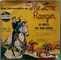 He Meets the War Horse