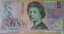 Australië 5 Dollars 2005