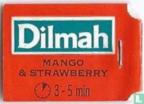 Dilmah 3 - 5 min Mango & Strawberry