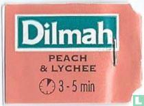 Dilmah 3 - 5 min Peach & Lychee