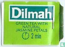 Dilmah 2 min Green Tea with natural Jasmine Petals