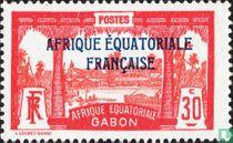 Libreville, surchargé