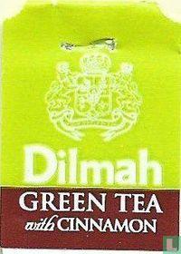 Dilmah Green Tea with Cinnamon