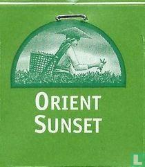 Orient Sunset [Groene thee Citroen]