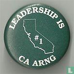 #1 Leadership is CA ARNG
