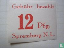 Spremberg Frankeerzegels