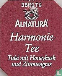 Alnatura Harmonie Tee Tulsi mit Honeybush und Zitronengras