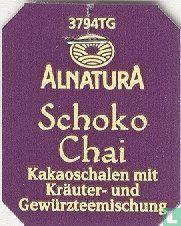 Alnatura Schoko Chai Kakaoschalen mit Kräuter- und Gewürzteemischung