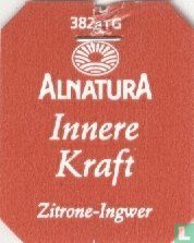Alnatura Innere Kraft Zitrone-Ingwer