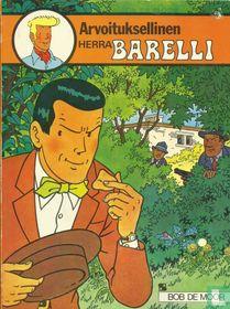Arvoituksellinen herra Barelli