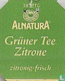 Alnatura Grüner Tee Zitrone zitronig-frisch