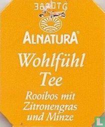 Alnatura Wohlfühl Tee Rooibos mit Zitronengras und Minze