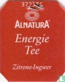 Alnatura Energie Tee Zitrone-Ingwer