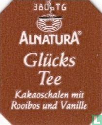 Alnatura Glücks Tee Kakaoschalen mit Rooibos und Vanille