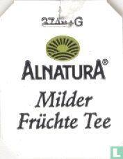Alnatura Milder Früchte Tee