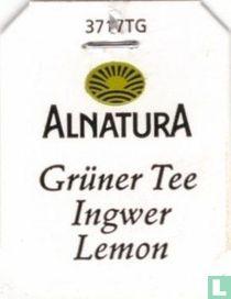 Alnatura Grüner Tee Ingwer Lemon