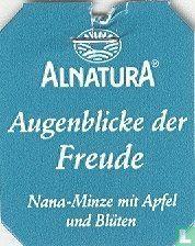 Alnatura Augenblicke der Freude Nana-Minz mit Apfel und Blüten