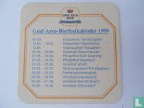 Graf-Arco-Bierfestkalender 1999