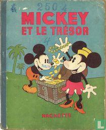 Mickey et le trésor