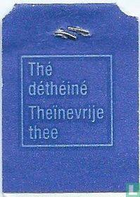 Carrefour / Thé déthéiné Theinevrije thee