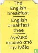 Carrefour / Thé English Breakfast English breakfast thee