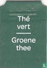 Carrefour / Thé vert Groene thee