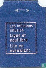 Carrefour / Les infusions Infusies Ligne et équilibre Lijn en evenwicht