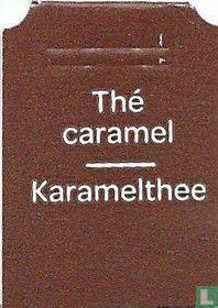 Carrefour / Thé caramel Karamelthee