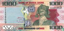 Sierra Leone 1.000 Leones 2013