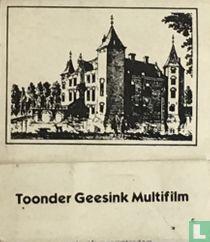 Toonder Geesink Multifilm