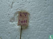 10 jaar KV afd. AMBY