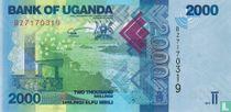 Oeganda 2.000 Shillings 2017