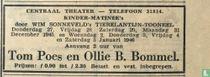Tom Poes en Ollie B. Bommel (Amsterdam)