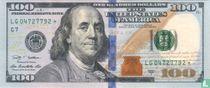 Amerikaanse Dollars 100 2009