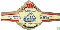 Café Slijterij A. Stegeman - Autoverhuur en Rijschool - Vriezenveen 05499-558