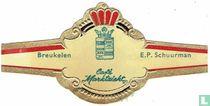 Café Marktzicht - Breukelen - E.P. Schuurman