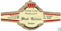 Hotel Café Restaurant Stad Gelean Geleen - Rijksweg Centrum 84 - G. Schols tel. 5227