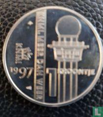 Netherlands  100 jaar knmi  1897-1997