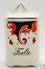 Kruidenpot Foelie decor Faust