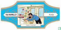 Tintin Coke in stock 10o