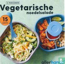 Vegetarische noedelsalade