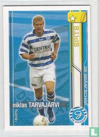 Niklas Tarvajärvi