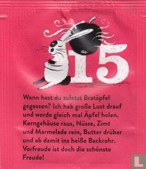 15 Bratapfel Tee