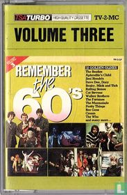 Remember the 60's Volume 3