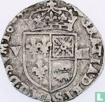 France 1/8 ecu 1605 (BD)