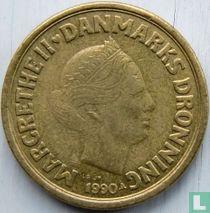 Danemark 20 kroner 1990