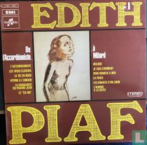 Edith Piaf Vol. 1 - De l'accordéoniste à Milord